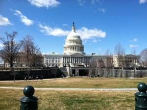 the beautiful Capitol building