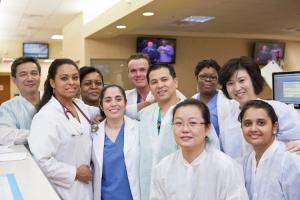 Dialysis staff