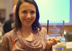 Haley Newkirk Salick Award
