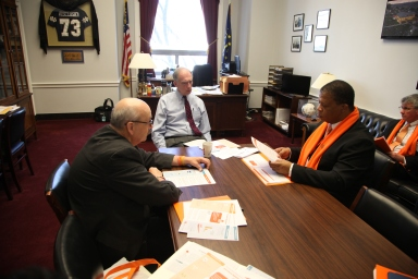 Advocacy in Action | NKF advocates for people affected by